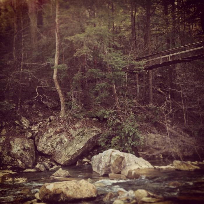 suck creek (hiking)