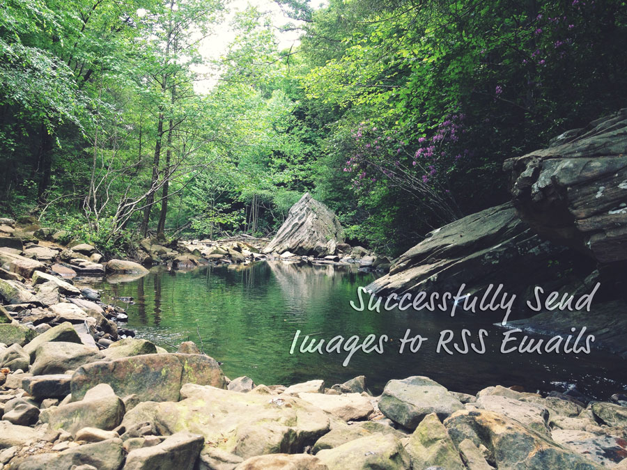 Successfully Send Images to RSS Emails from WordPress