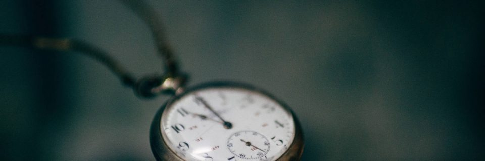 photo of a pocket watch